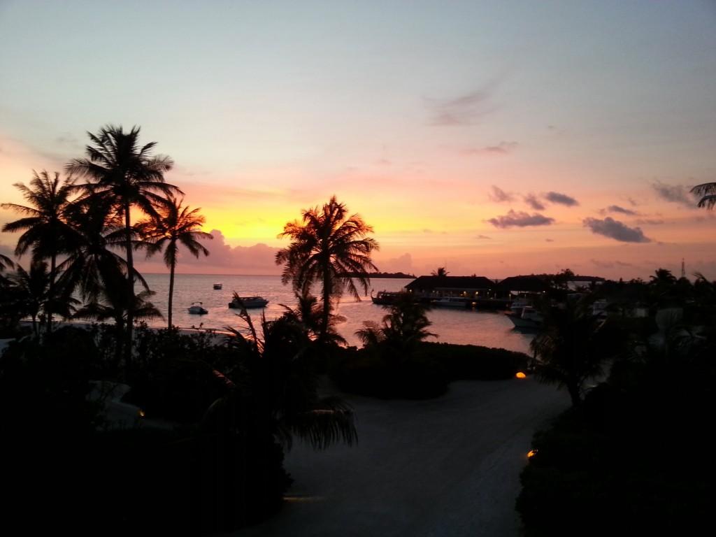 Goodbye Maldives