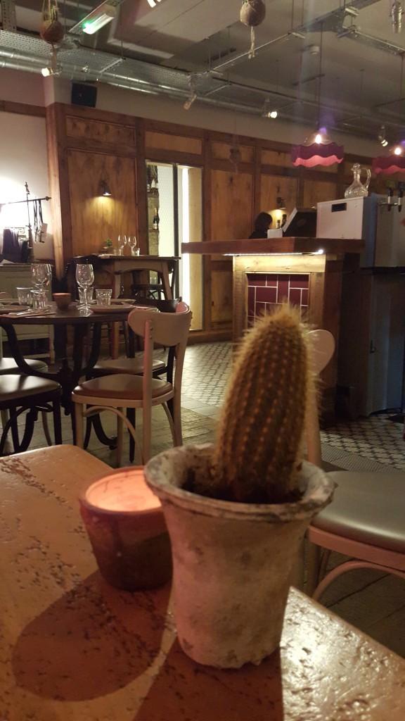 Pachamama cactus