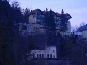 Hotel Triglav Bald