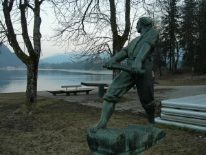 Bled rower
