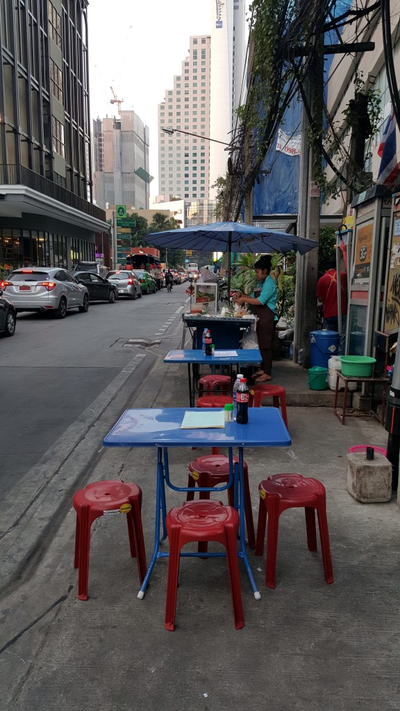 Set up on the streets BKK