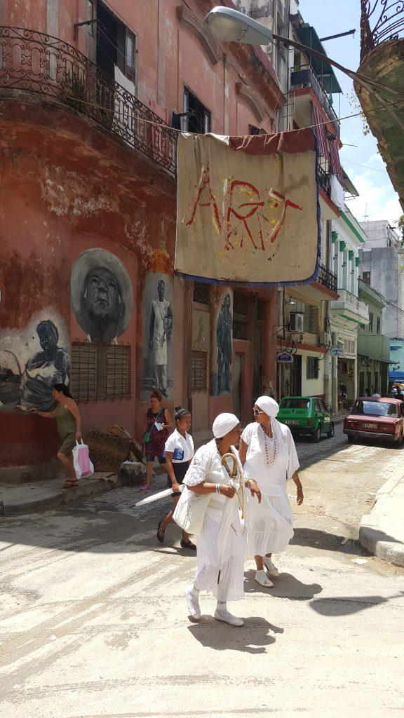 All in White Havana